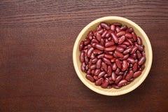 红色扁豆 免版税库存图片