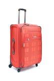 红色手提箱 库存图片