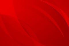红色抽象背景传染媒介 免版税库存照片