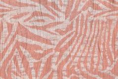 红色斑马背景 免版税库存图片
