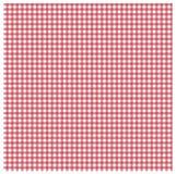 红色方格花布 免版税图库摄影