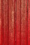红色木头 免版税库存图片