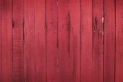 红色木背景纹理 库存照片