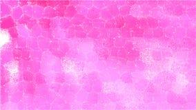 红色桃红色样式 免版税图库摄影