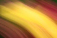 红色桃红色黄色样式打旋纹理 库存照片