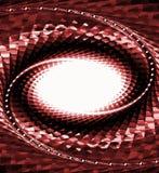 红色框架 库存图片