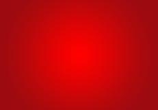红色梯度背景 免版税库存照片
