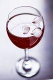 红色汁液食物鲜美健康每日快餐吃 免版税库存照片