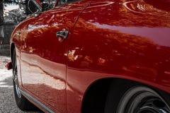 红色汽车 库存图片
