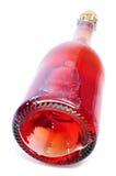 红色汽酒 免版税库存图片