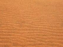 红色沙丘,美奈,越南 免版税库存照片