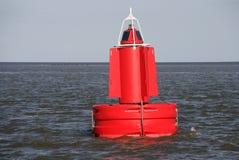 红色浮体 免版税图库摄影