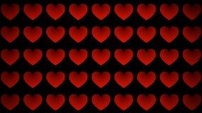 红色爱 免版税库存图片