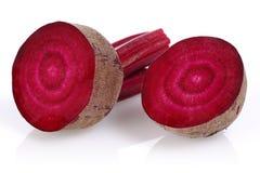 红色甜菜根 免版税库存照片