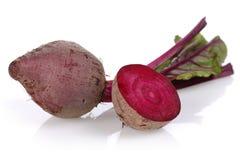 红色甜菜根 库存照片