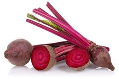 红色甜菜根 库存图片