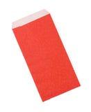 红色的包 库存图片