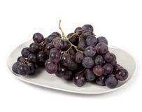 红色的葡萄 免版税库存图片