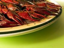 红色的龙虾 免版税库存照片