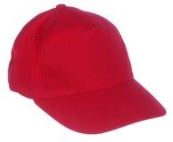 红色盖帽 图库摄影