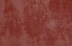 红色石墙难看的东西背景  免版税库存图片