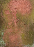 红色石表面 免版税库存图片