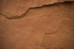 红色石头 图库摄影