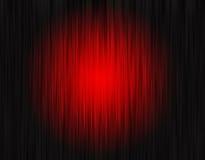 红色窗帘 库存照片
