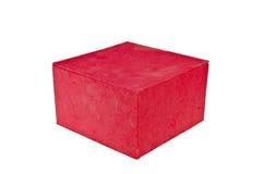 红色箱子两 免版税库存图片