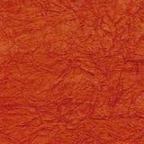 红色纸背景 免版税图库摄影