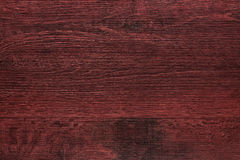 红色纹理木头 库存照片
