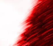 红色织地不很细风 库存照片