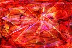 红色网 免版税图库摄影
