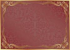 红色背景 免版税图库摄影