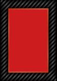 红色背景 图库摄影