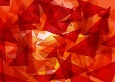 红色背景 库存照片