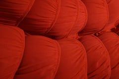 红色胸罩 免版税库存图片