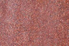 红色花岗岩样式 库存照片