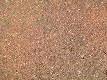 红色花岗岩纹理 免版税库存图片