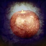红色苹果 库存照片