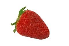红色草莓 图库摄影