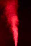 红色蒸气 免版税图库摄影