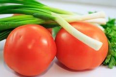 红色蕃茄二 图库摄影