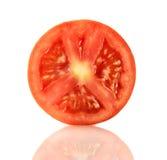 红色蕃茄桁架 免版税库存图片