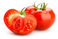红色蕃茄 库存图片
