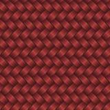 红色藤条背景 免版税库存照片