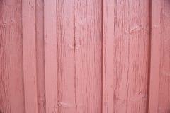 红色谷仓墙壁 库存照片