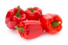 红色辣椒粉,菜 库存图片