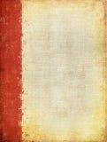 红色边际屏幕样式 免版税库存图片