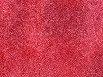 红色金属纸纹理 库存图片